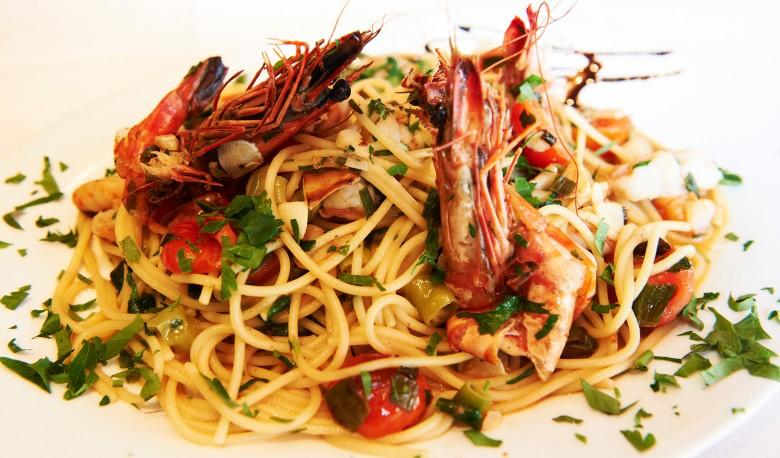 Pasta Meeresfruechte Ciao Ana